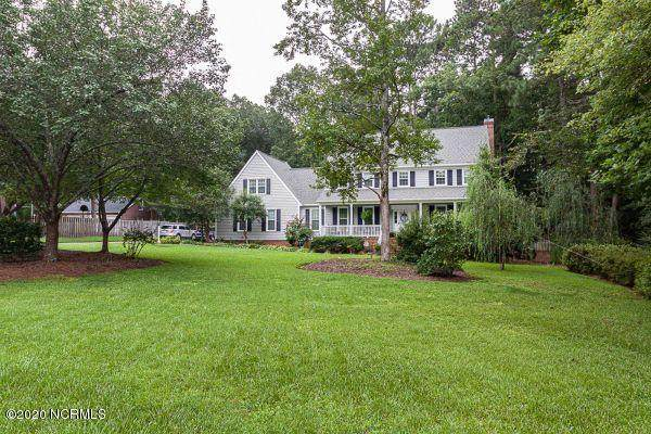 204 Barrington Drive, Tarboro, NC 27886 (MLS #100232469) :: Castro Real Estate Team