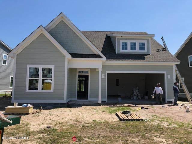 657 Fishermans Point, Newport, NC 28570 (MLS #100235349) :: Barefoot-Chandler & Associates LLC