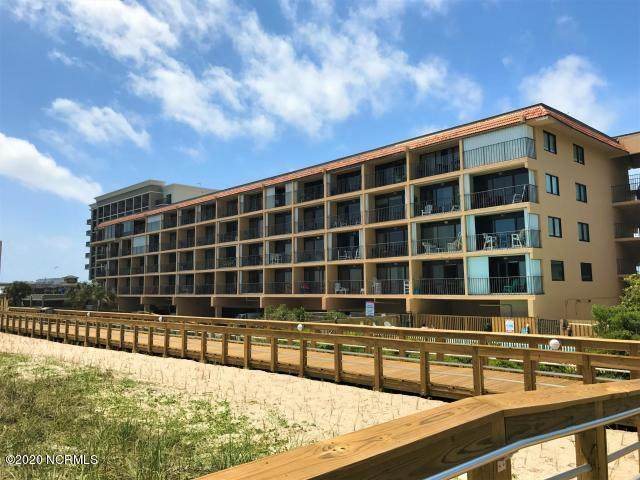 222 Carolina Beach Avenue N #416, Carolina Beach, NC 28428 (MLS #100235364) :: The Oceanaire Realty