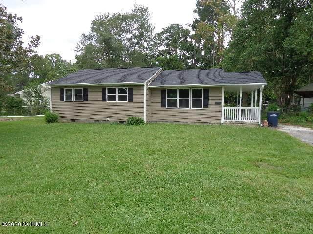 501 Henderson Drive, Jacksonville, NC 28540 (MLS #100235417) :: Carolina Elite Properties LHR