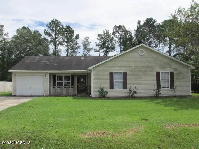 216 Palamino Trail, Jacksonville, NC 28546 (MLS #100236187) :: The Tingen Team- Berkshire Hathaway HomeServices Prime Properties
