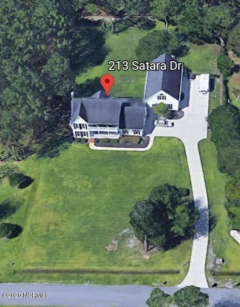 213 Satara Drive, Wilmington, NC 28412 (MLS #100236249) :: Berkshire Hathaway HomeServices Hometown, REALTORS®