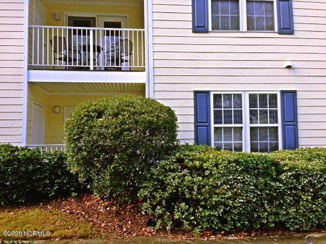 5004 Hunters Trail 2-D, Wilmington, NC 28405 (MLS #100236558) :: The Bob Williams Team