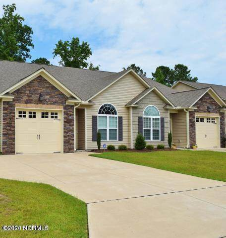3504 Gaston Way A, Greenville, NC 27834 (MLS #100236984) :: Stancill Realty Group