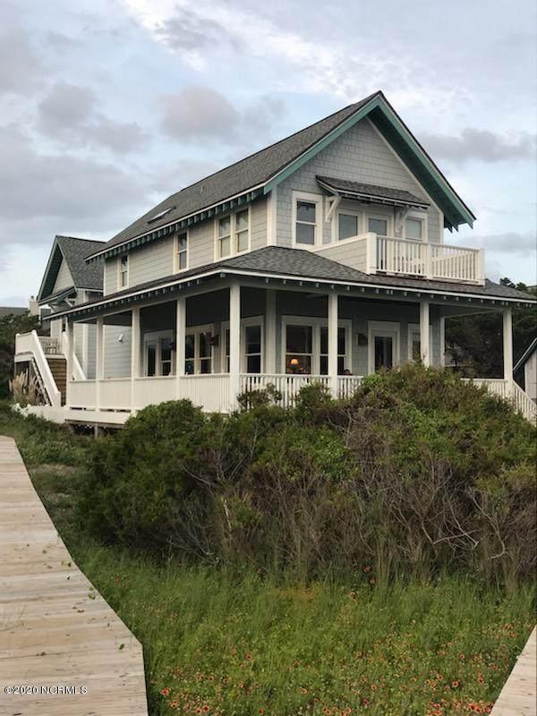 841 S Bald Head Wynd, Bald Head Island, NC 28461 (MLS #100237164) :: The Oceanaire Realty