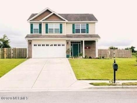 245 Maidstone Drive, Richlands, NC 28574 (MLS #100237196) :: Berkshire Hathaway HomeServices Hometown, REALTORS®