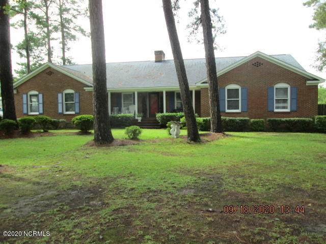 1604 Colony Drive, Tarboro, NC 27886 (MLS #100237249) :: Carolina Elite Properties LHR