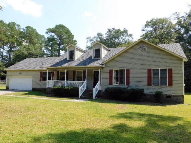 12481 Cypress Drive, Laurinburg, NC 28352 (MLS #100237335) :: Destination Realty Corp.