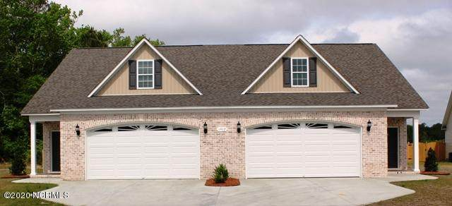1821 Cambria Drive B, Greenville, NC 27834 (MLS #100237522) :: The Keith Beatty Team
