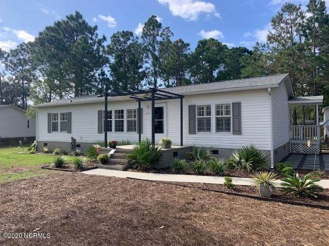 115 Topsail Lake Drive, Hampstead, NC 28443 (MLS #100237634) :: The Oceanaire Realty