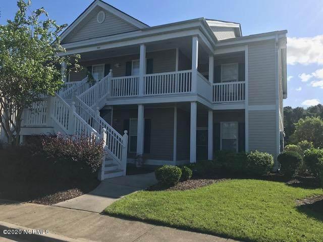 944 Great Egret Circle SW U-27-B, Sunset Beach, NC 28468 (MLS #100237828) :: Carolina Elite Properties LHR