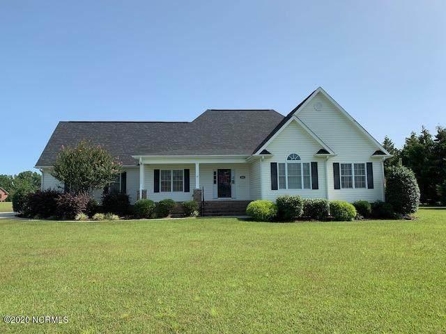 104 Sandtrap Lane, Clinton, NC 28328 (MLS #100238045) :: The Tingen Team- Berkshire Hathaway HomeServices Prime Properties