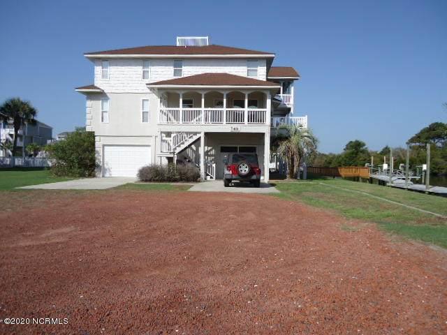 49 Pender Street, Ocean Isle Beach, NC 28469 (MLS #100238095) :: David Cummings Real Estate Team