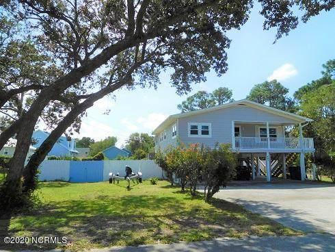 407 Sumter Avenue, Carolina Beach, NC 28428 (MLS #100238474) :: Coldwell Banker Sea Coast Advantage