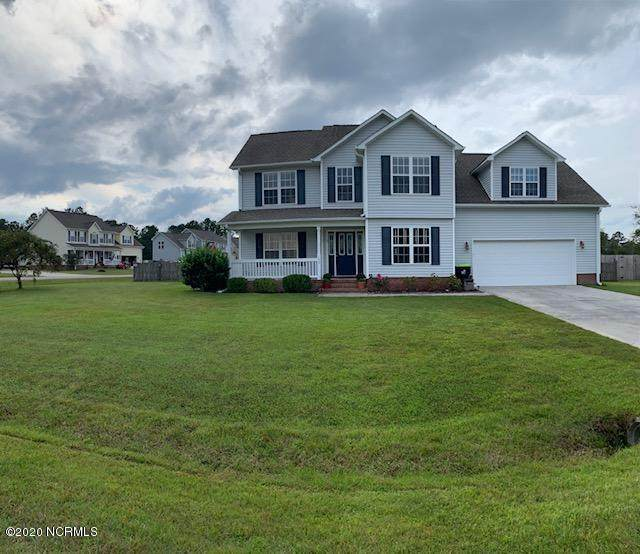 103 Louie Lane, Jacksonville, NC 28540 (MLS #100238574) :: Frost Real Estate Team