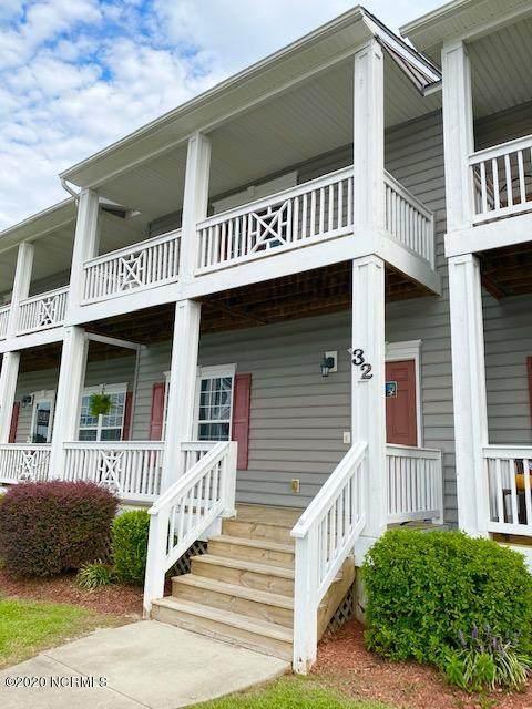 32 Schooner Drive, Swansboro, NC 28584 (MLS #100238586) :: Frost Real Estate Team