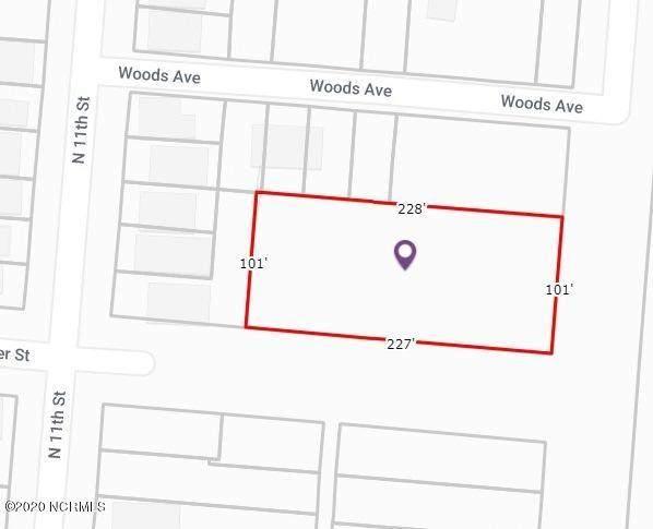 1101 Hanover Street, Wilmington, NC 28401 (MLS #100238803) :: David Cummings Real Estate Team
