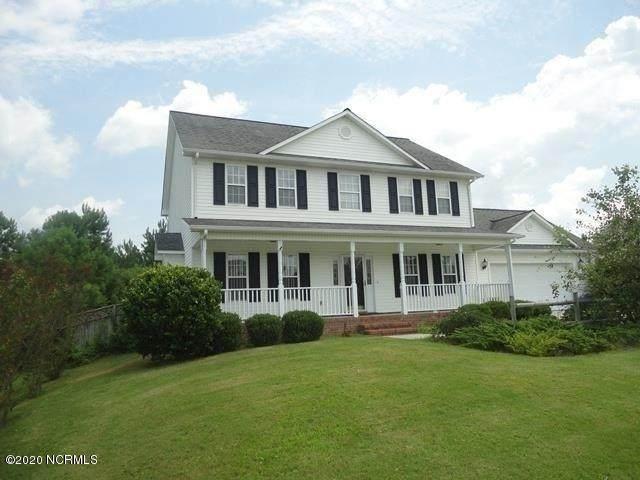820 Commons Drive N, Jacksonville, NC 28546 (MLS #100238913) :: Lynda Haraway Group Real Estate