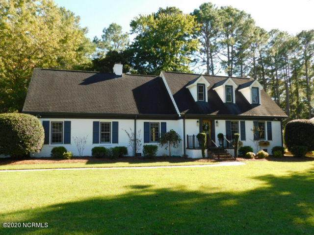 121 Oxford Road, Greenville, NC 27858 (MLS #100239304) :: RE/MAX Elite Realty Group