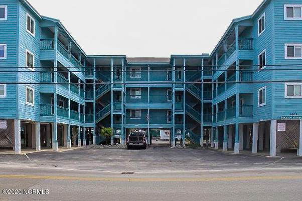 1404 Canal Drive #36, Carolina Beach, NC 28428 (MLS #100239915) :: RE/MAX Elite Realty Group