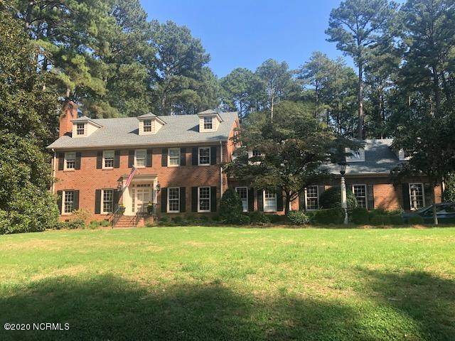 1122 Woodland Drive NW, Wilson, NC 27893 (MLS #100240149) :: Vance Young and Associates