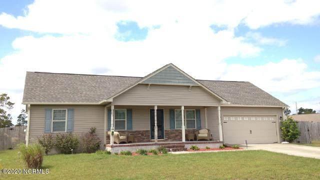 615 Parsley Drive, Hubert, NC 28539 (MLS #100240380) :: The Tingen Team- Berkshire Hathaway HomeServices Prime Properties