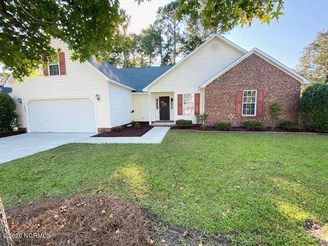 105 Dunhill Court, Jacksonville, NC 28546 (MLS #100240679) :: Castro Real Estate Team