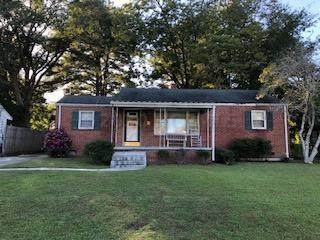 309 Thurston Drive W, Wilson, NC 27893 (MLS #100241329) :: The Tingen Team- Berkshire Hathaway HomeServices Prime Properties