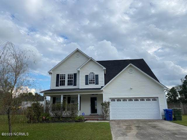 107 Brookhaven Drive, Richlands, NC 28574 (MLS #100241347) :: Liz Freeman Team