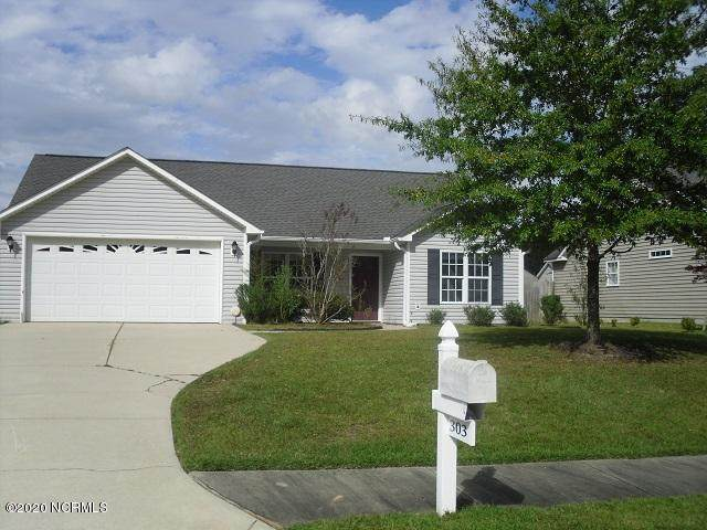 303 Fairmount Way, New Bern, NC 28562 (MLS #100241649) :: Carolina Elite Properties LHR