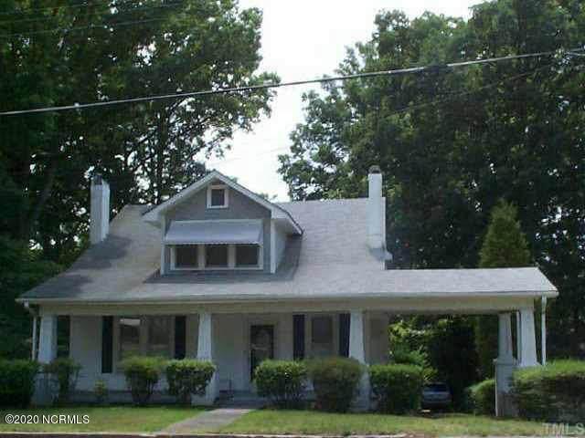 335 Dabney Drive, Henderson, NC 27536 (MLS #100241662) :: Destination Realty Corp.
