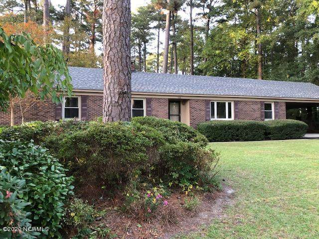 108 Whispering Pines Drive, Rocky Mount, NC 27804 (MLS #100242370) :: Barefoot-Chandler & Associates LLC