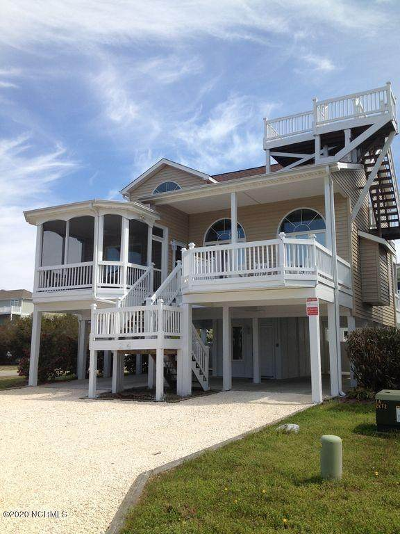 24 Isle Plaza, Ocean Isle Beach, NC 28469 (MLS #100242717) :: Destination Realty Corp.
