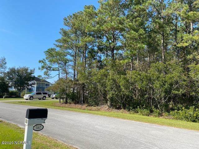 506 Island Drive, Beaufort, NC 28516 (MLS #100242859) :: Lynda Haraway Group Real Estate