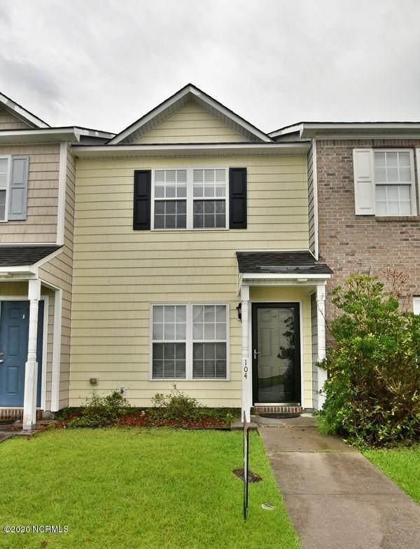 104 Streamwood Drive, Jacksonville, NC 28546 (MLS #100242961) :: Thirty 4 North Properties Group