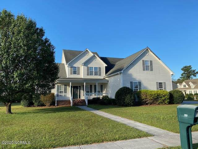 100 Dunleith Place, Jacksonville, NC 28540 (MLS #100243007) :: Destination Realty Corp.