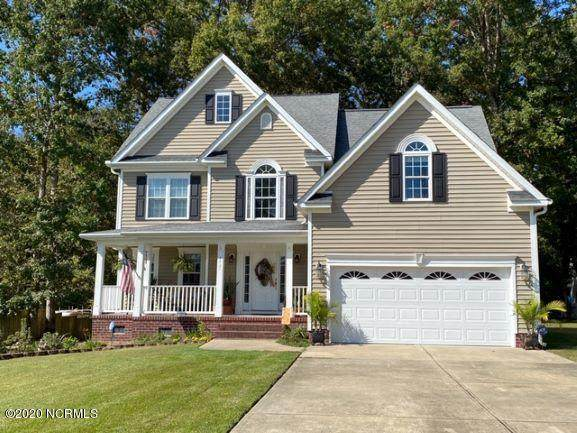 3721 Trace Drive W, Wilson, NC 27893 (MLS #100243168) :: Courtney Carter Homes