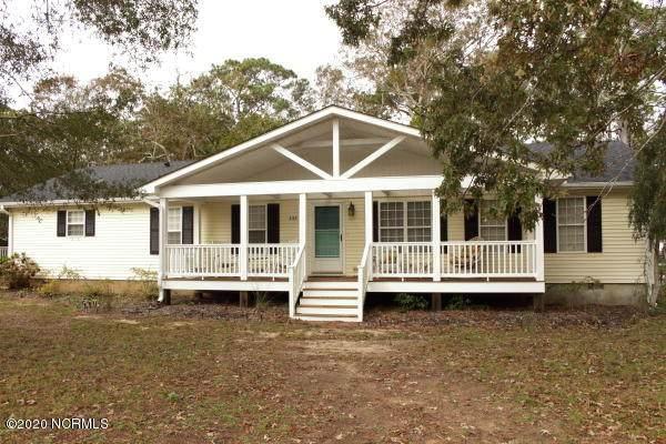 227 NE 55th Street, Oak Island, NC 28465 (MLS #100243222) :: Courtney Carter Homes