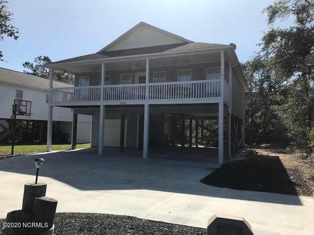 1903 E Oak Island Drive, Oak Island, NC 28465 (MLS #100244351) :: Stancill Realty Group