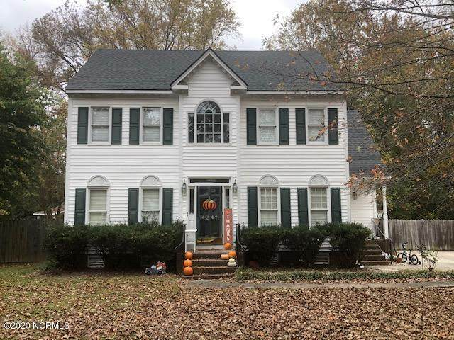 4247 Georgetown Drive N, Wilson, NC 27896 (MLS #100244456) :: Frost Real Estate Team