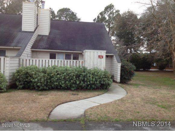 12 Pillory Circle, New Bern, NC 28562 (MLS #100244850) :: CENTURY 21 Sweyer & Associates