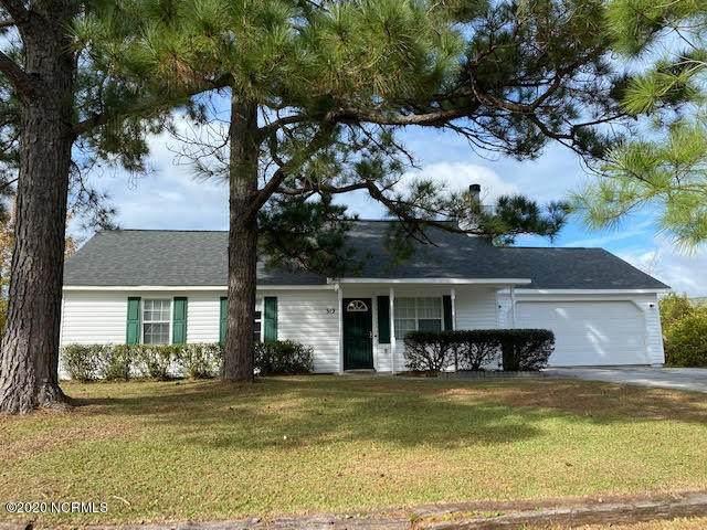 312 Josie Court, Hubert, NC 28539 (MLS #100244873) :: Berkshire Hathaway HomeServices Hometown, REALTORS®