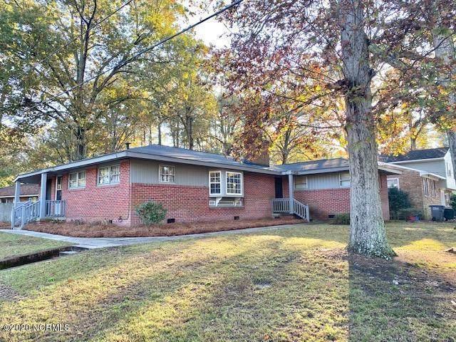 301 Martin Drive, Rocky Mount, NC 27804 (MLS #100245552) :: Barefoot-Chandler & Associates LLC