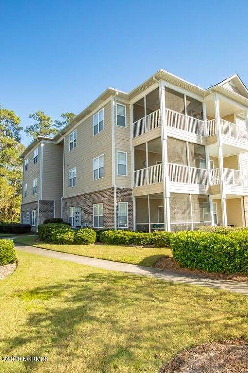 240 Woodlands Way #14, Calabash, NC 28467 (MLS #100246046) :: The Bob Williams Team