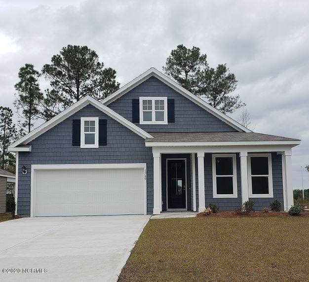 1782 E Crested Hawk Court NE Lot D44, Bolivia, NC 28422 (MLS #100246258) :: Stancill Realty Group