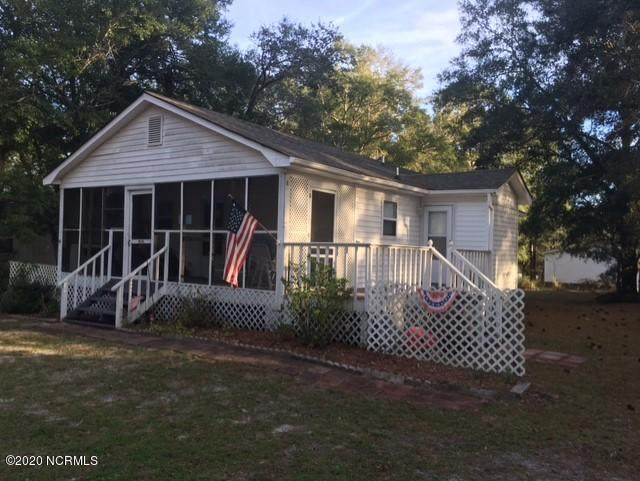 708 Dogwood Drive, Sunset Beach, NC 28468 (MLS #100246980) :: Frost Real Estate Team
