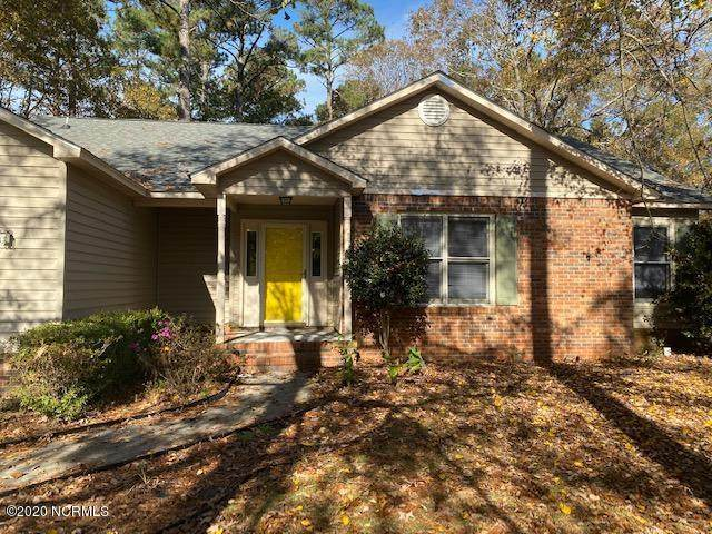 204 Baytree Drive, Jacksonville, NC 28546 (MLS #100247166) :: The Oceanaire Realty