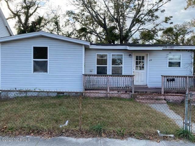 614 S 9th Street, Wilmington, NC 28401 (MLS #100247189) :: Coldwell Banker Sea Coast Advantage