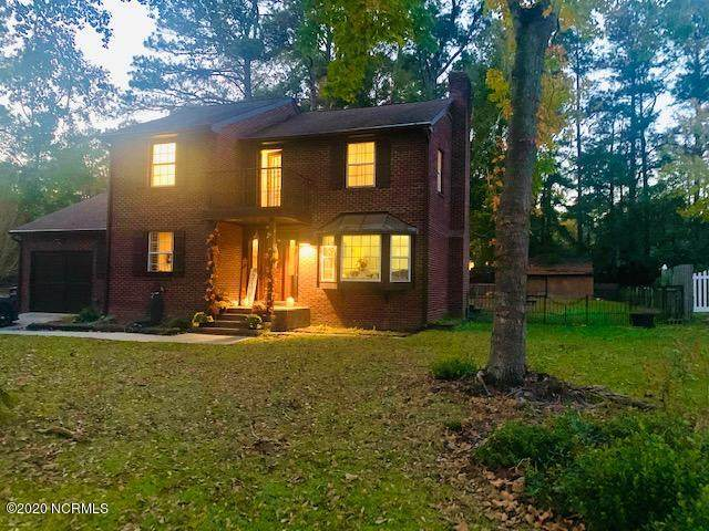 909 Welsh Lane, Jacksonville, NC 28546 (MLS #100247394) :: Barefoot-Chandler & Associates LLC