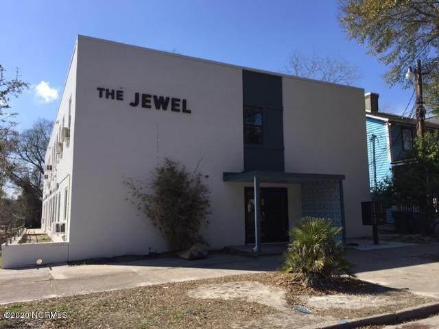 718 S 5th Avenue #9, Wilmington, NC 28401 (MLS #100247502) :: David Cummings Real Estate Team